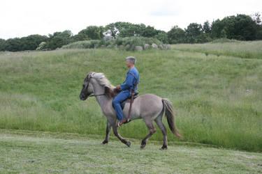 Iron Age Rider 4 by LPHogan