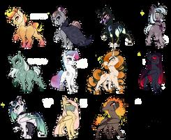 CLOSED - OTA pony adopts 2