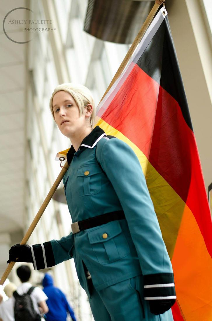 Germans pride