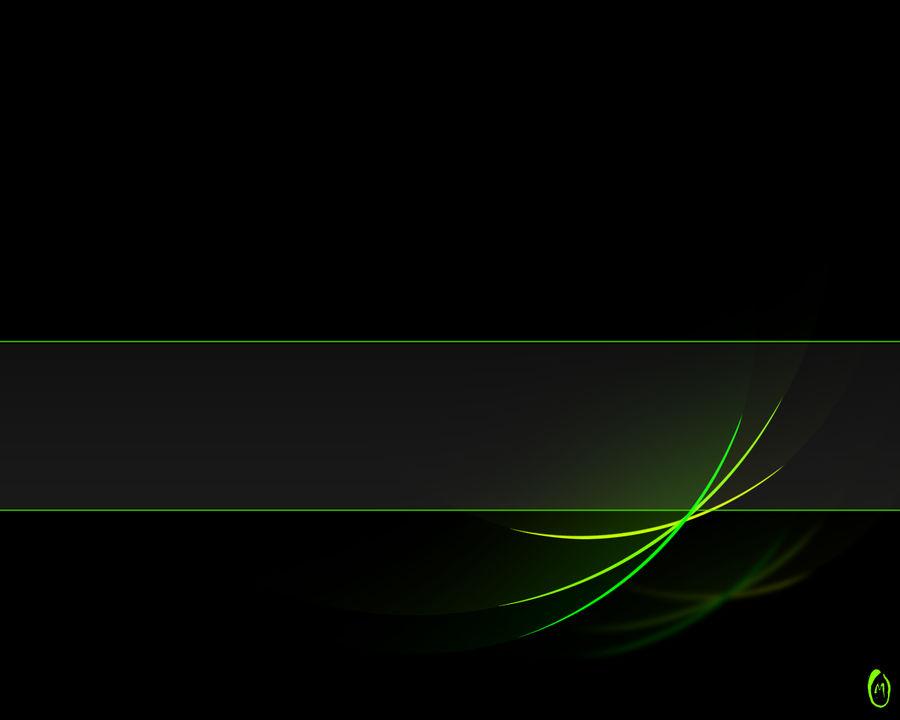 green strips