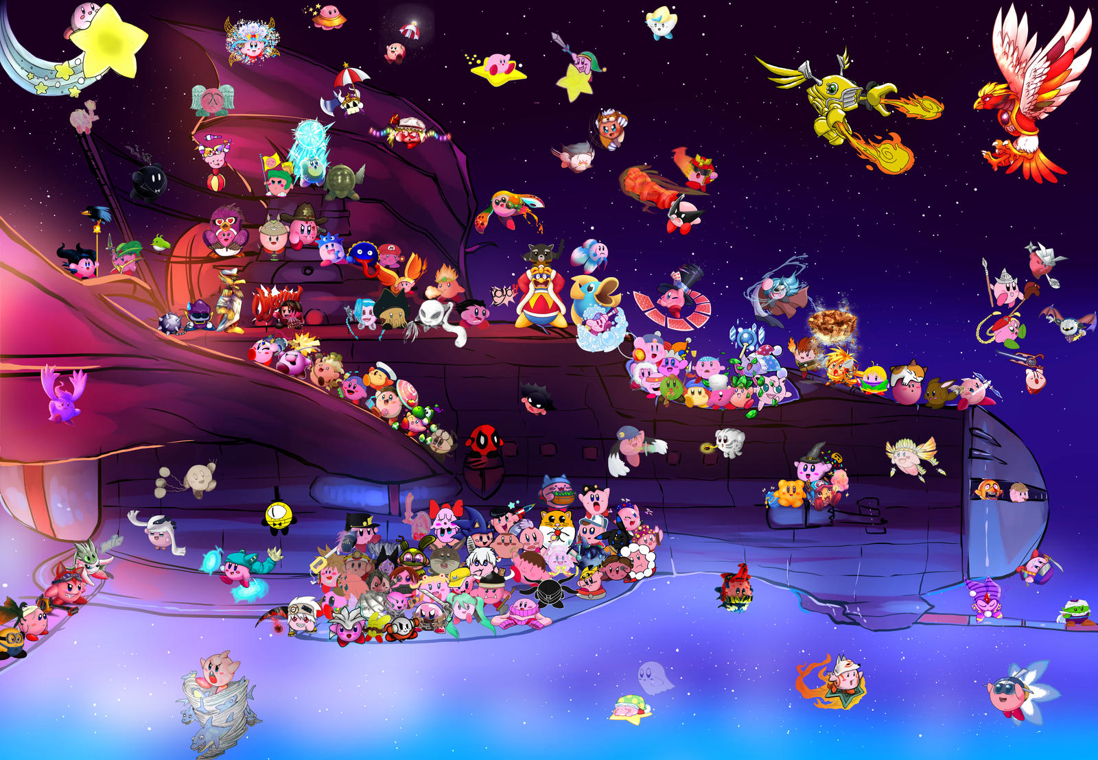149 Kirby Charity Flight