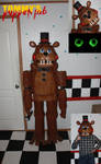 Toy Freddy Puppet