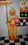 Toy Chica Puppet