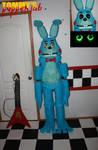 Toy Bonnie Puppet