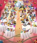 165 Pokenom Charity Buffet