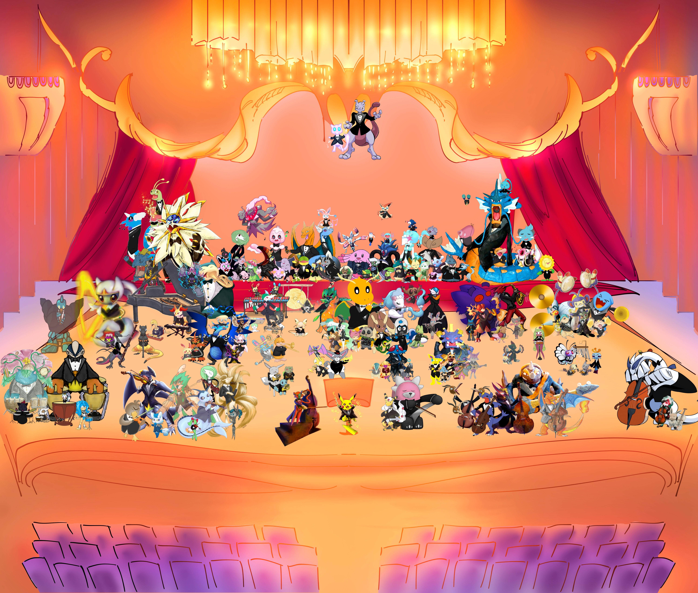 Pokemon Charity Orchestra 159