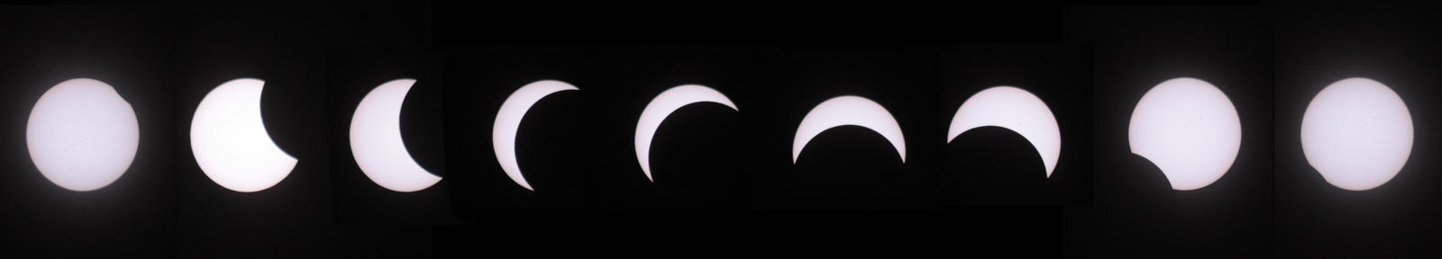 Solar Eclipse 2017 by TommyGK