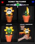 Flowey the Flower Puppet