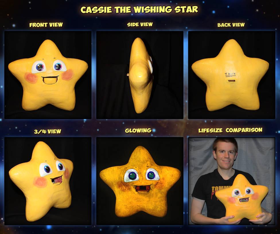 Cassie the Wishing Star Puppet!