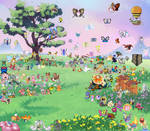 Pollinatormon Charity Swarm 185