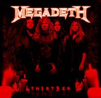 Megadeth 13 by raimundogiffuni