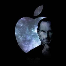 R.I.P Steve Jobs by raimundogiffuni
