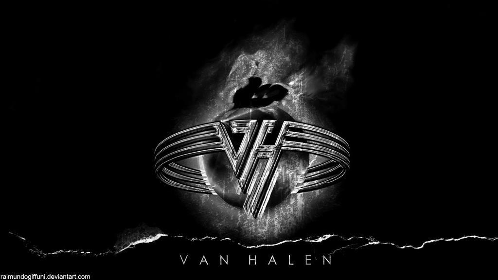 Van Halen Black Wallpaper by raimundogiffuni on DeviantArt