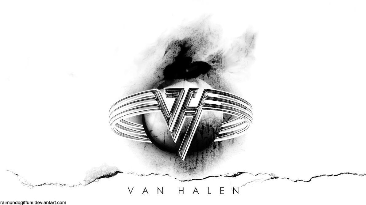 Van Halen White Wallpaper By Raimundogiffuni