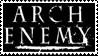 Arch Enemy Stamp by raimundogiffuni
