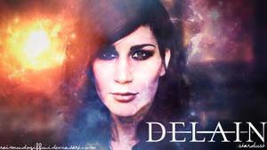 Delain - Stardust Wallpaper 1st version