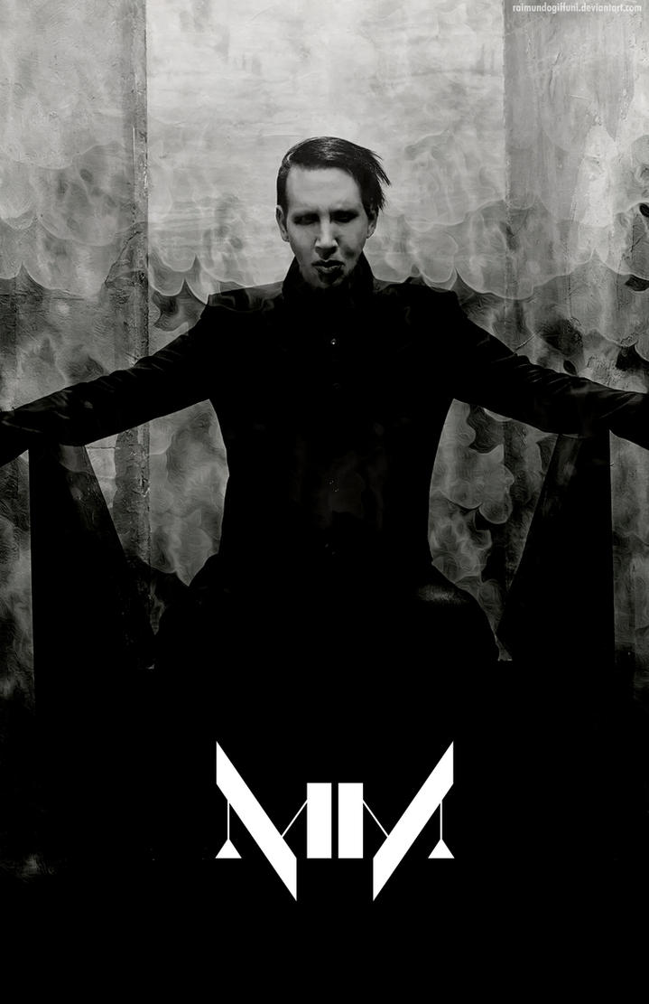 marilyn manson the pale emperor by raimundogiffuni on heavy metal logo pen heavy metal logo creator