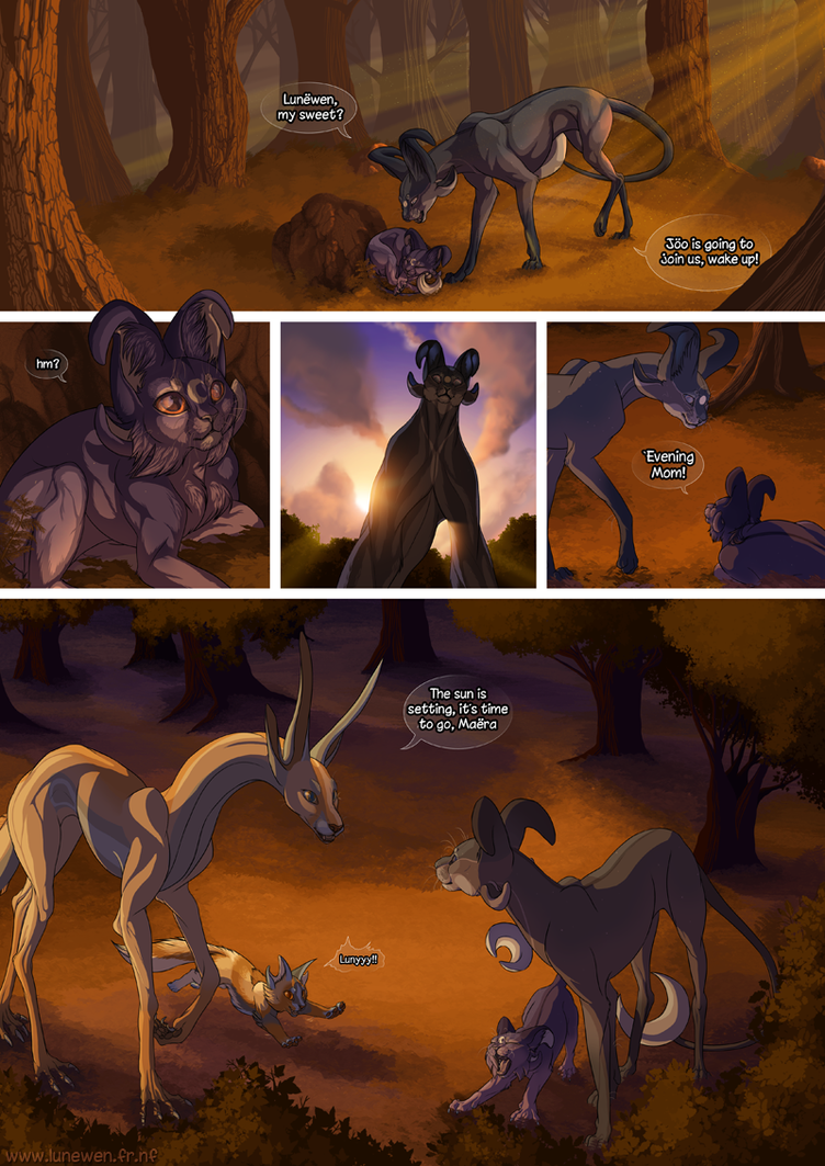 The Spirit of Ethil pg2 by Lunewen