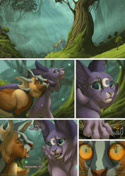 The spirit of Ethil P18 by Lunewen