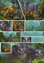 The spirit of Ethil P19 by Lunewen
