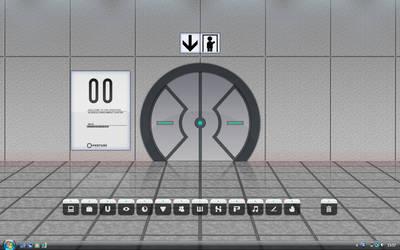 Desktop March 2009 by Amzypop