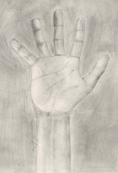 Hand by Amzypop