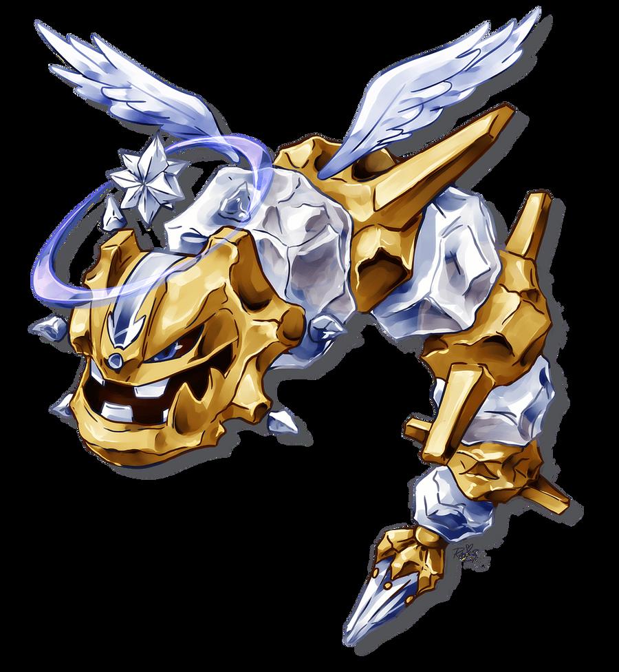 crystal onix pokemon evolution