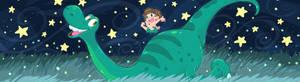Good Dinosaur - Through the Sparkling Sky