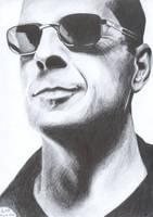 Bruce Willis XD by madebyDun