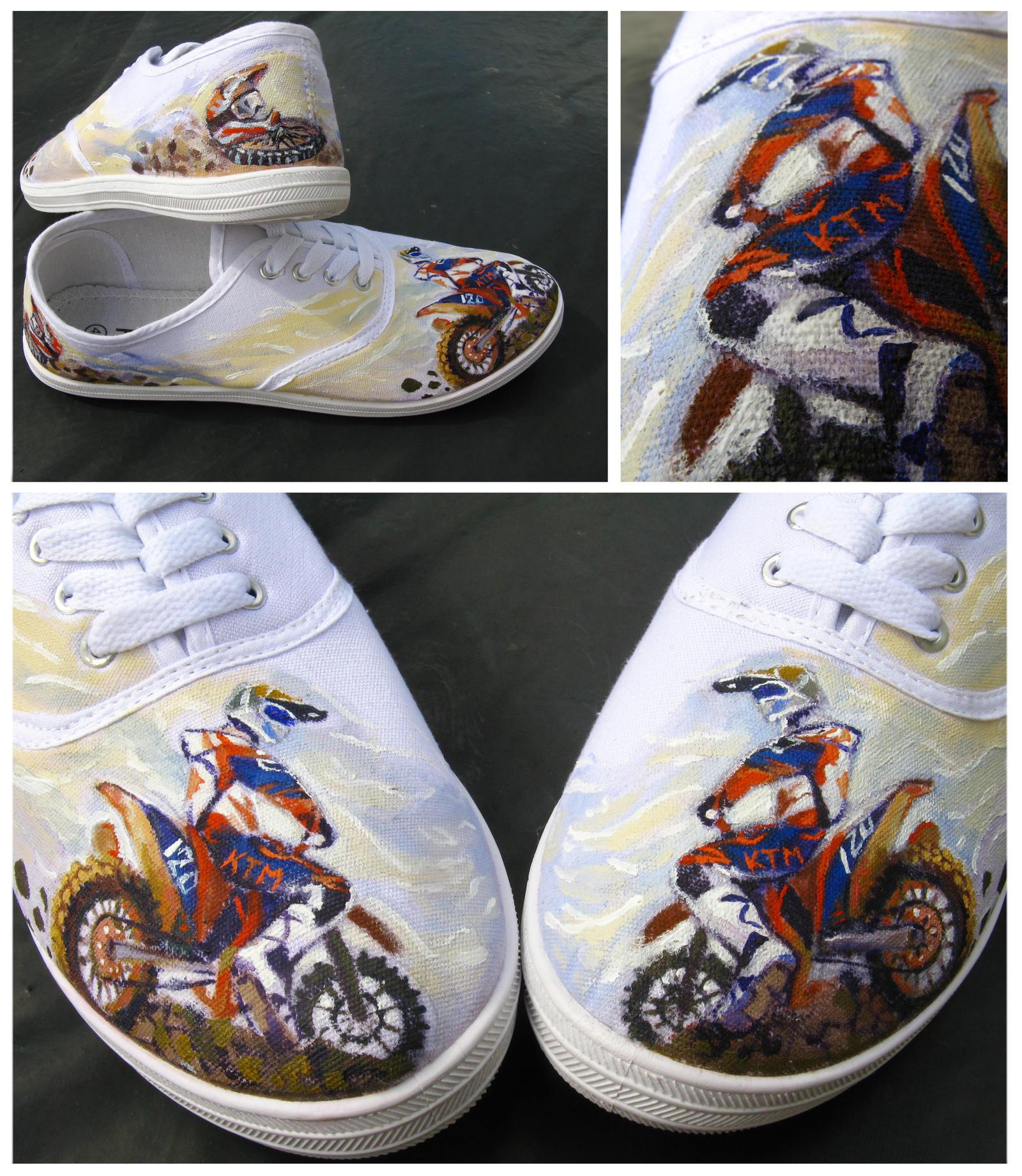 erkända varumärken billig elegant Motocross- Sneakers by XxanaA on DeviantArt