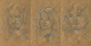 Eowyn and her men
