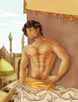 Ispahan's Prince
