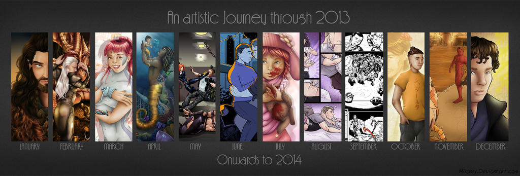 Summary Meme 2013 by Caravaggia
