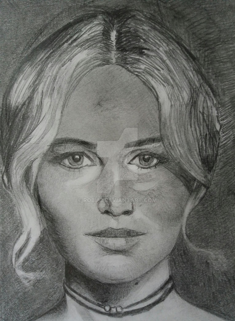 Jennifer Lawrence by robi83