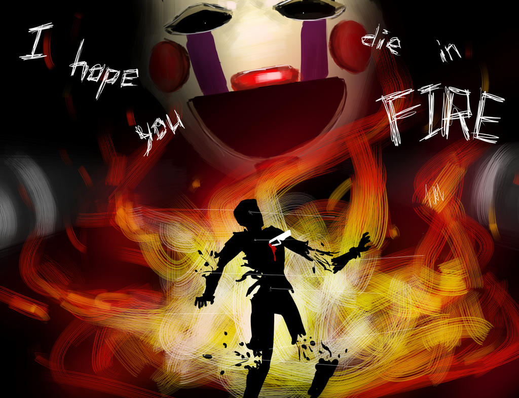 Fnaf die in a fire song by violetta altory on deviantart