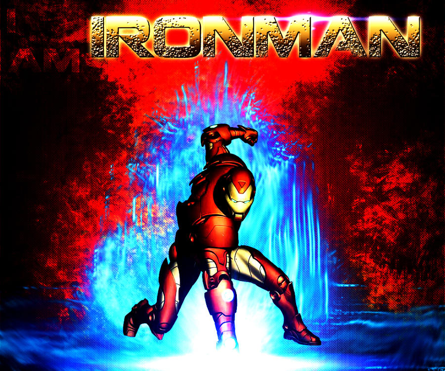 Ironman Android wallpaper by PILLOWOFDARKNESS
