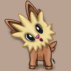 Pokepals White: Lillipup