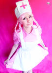 Nurse Joy (5) by TeddiTerri