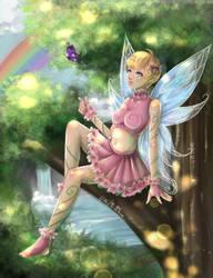 Pixie Rose by AliceVermillion