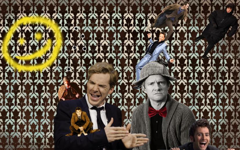 Sherlock BBC Wallpaper by noahkenndrake ...
