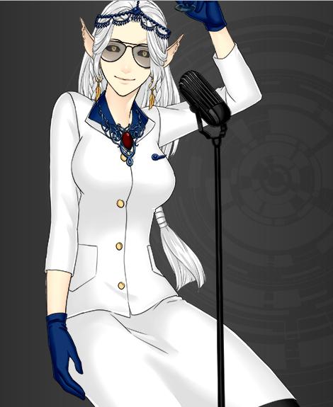 Headmistress Azalia by MexiGojira