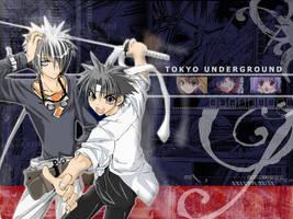 tokyo underground by besessenheit