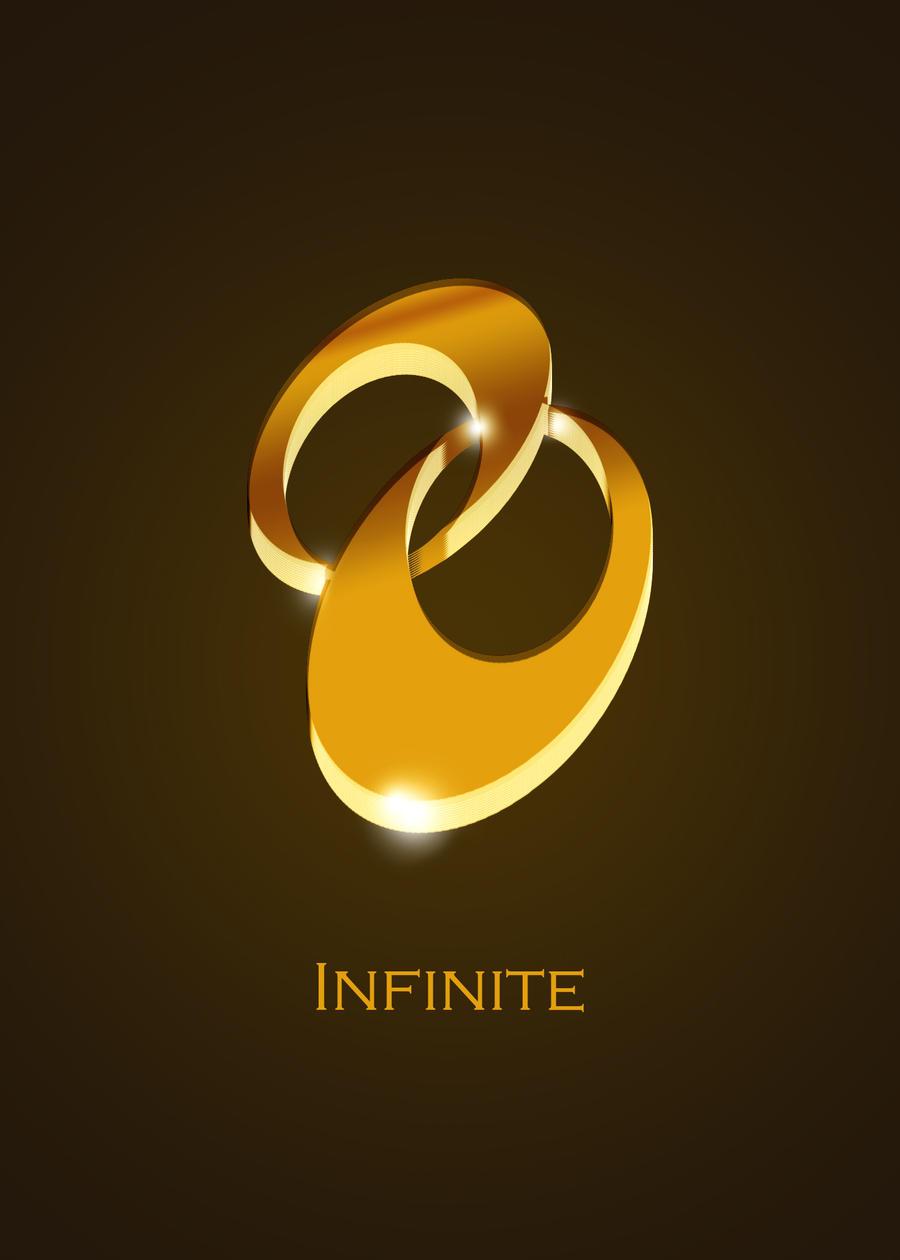 Infinite logo by sorrowfulbliss on DeviantArt
