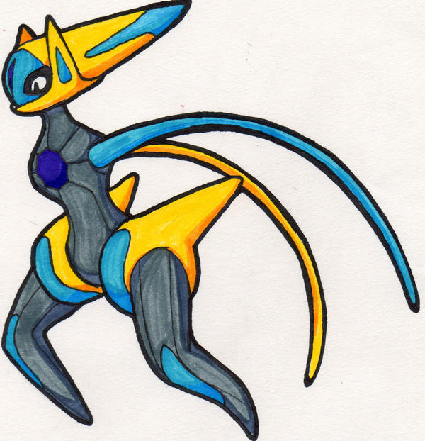Image Gallery shiny deoxys