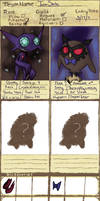 PMD-Explorers: Team Spectre by suicunedragon