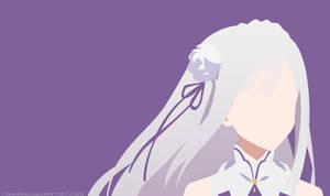 Emilia (Re:Zero Kara Hajimeru Isekai Seikatsu)