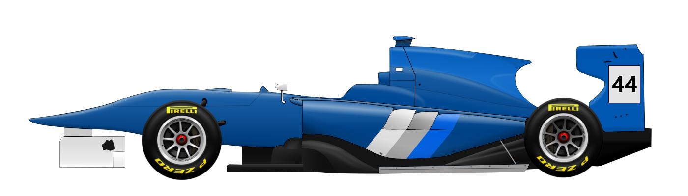 GP3 triple stripe by mtbboyvt