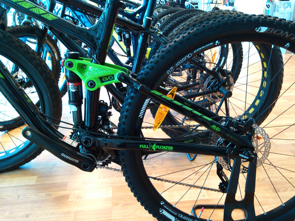 b084a947dec 2014 Trek Fuel Ex 7 29 Fullfloater Suspension Left by mtbboyvt on ...