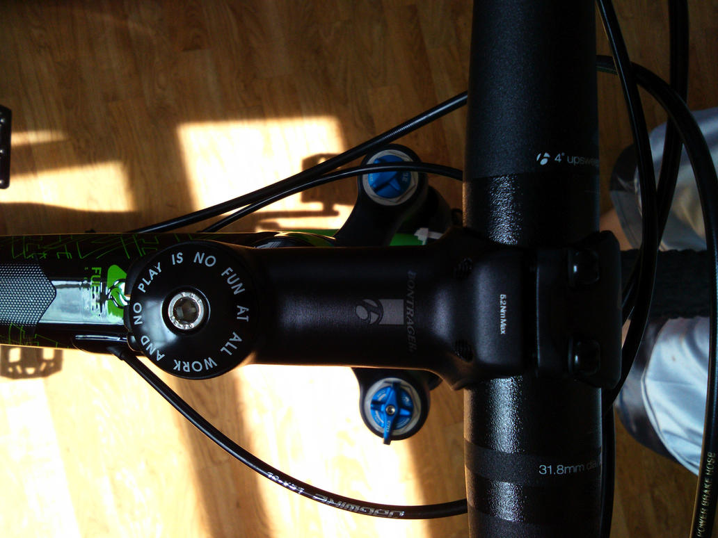 2014 Trek Fuel Ex 7  29'' stem by mtbboyvt