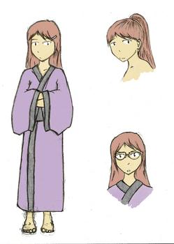 Kousaka Shouka - Character Sheet